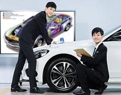 商务方向-山东优德亚洲汽车学院