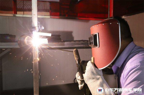 短期技能专修|山东万通焊工技术专业招生简章